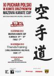 XI Mazovia Karate Cup – Puchar Polski w Kumite Drużynowym