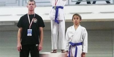 Oliwia Osuch – mistrzynią Europy w Karate Tradycyjnym