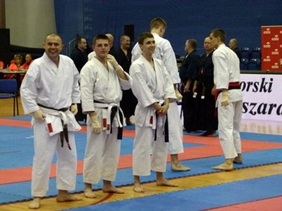 XXV Mistrzostwa Polski Seniorów, Młodzieżowców, Juniorów i Juniorów Młodszych w Karate Tradycyjnym