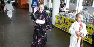 V Wiosenny Turniej Karate Tradycyjnego o Puchar Burmistrza Oleśnicy