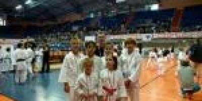 XIII Puchar Polski Dzieci w Karate Tradycyjnym