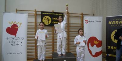 Puchar Wielkopolski w Karate Tradycyjnym – Gniezno