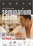 Międzynarodowe Seminarium Karate Tradycyjnego – sensei Avi Rokah