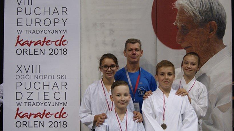 XVIII Ogólnopolski Puchar Dzieci w Tradycyjnym Karate-Do