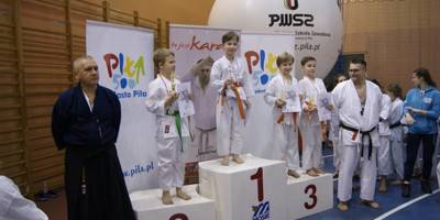 VII Ogólnopolski Turniej Karate-do Shotokan.