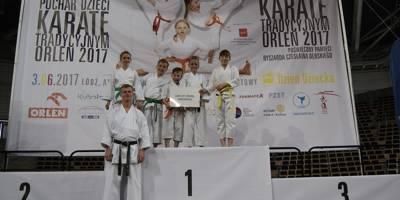 XVII Ogólnopolski Puchar Dzieci w Karate Tradycyjnym – Orlen 2017