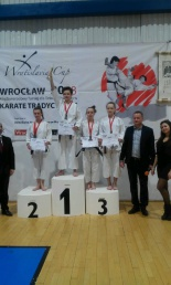 """Międzynarodowy Turniej Dla Dzieci i Młodzieży w Karate Tradycyjnym """"Wratislavia Cup"""""""