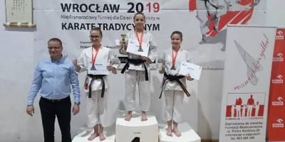 Wratislavia Cup – Międzynarodowy Turniej Dzieci i Młodzieży w Karate Tradycyjnym.