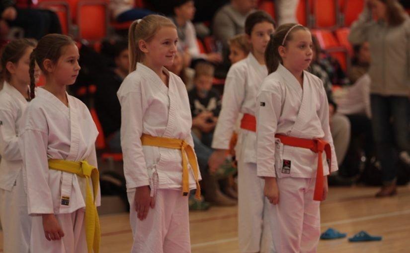 Puchar Wielkopolski w Karate Tradycyjnym – Gniezno 2015