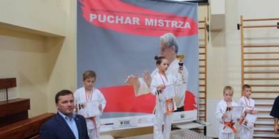 XI Puchar Mistrza w Karate Tradycyjnym.