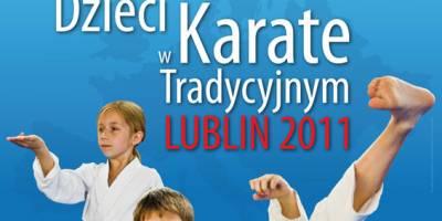 I Puchar Europy Dzieci w Karate Tradycyjnym