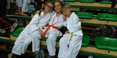 XIV Puchar Polski Dzieci w Karate Tradycyjnym