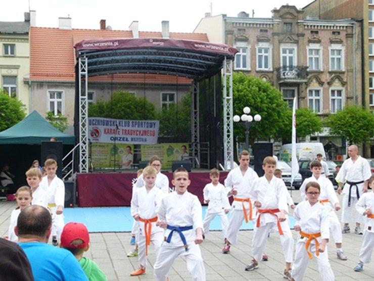 Festiwal zdrowia we Wrześni – 9.05.2015r