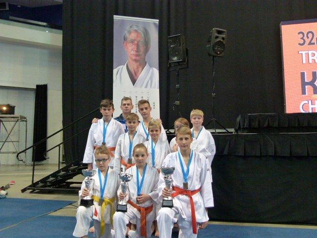 IV Puchar Europy Dzieci w Karate Tradycyjnym – Wilno
