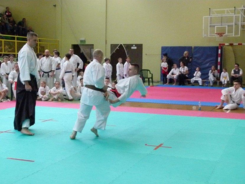 Strefowe Eliminacje do Mistrzostw Polski i III Otwarty Turniej Karate Shotokan.