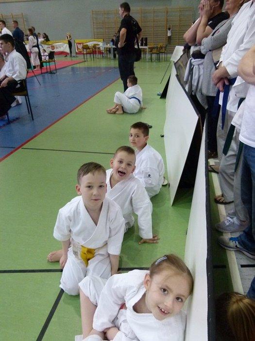 IV Wiosenny Turniej Karate Tradycyjnego o Puchar Burmistrza Oleśnicy
