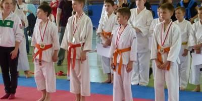 Międzywojewódzkie Mistrzostwa Młodzików w Karate Tradycyjnym – Zgierz 2016