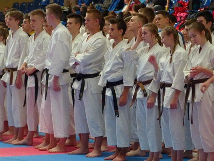 XXVII Mistrzostwa Polski w Karate Tradycyjnym Orlen 2016