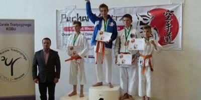 IX Puchar Mistrza w Karate Tradycyjnym – Wrocław 2016