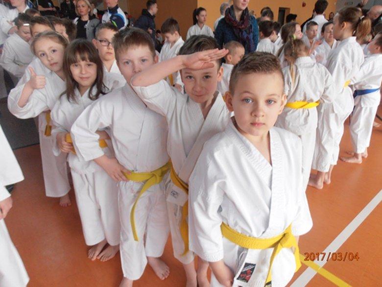 VI Ogólnopolski Turniej Karate Shotokan
