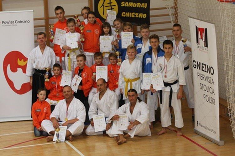 Puchar Wielkopolski w Karate Tradycyjnym – Gniezno 2016